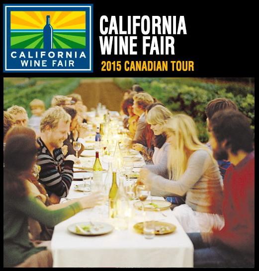 Cal Wine Fair 2015 blog
