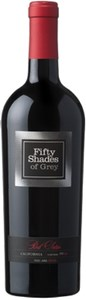 Fifty Shades Of Grey Red Satin 2011