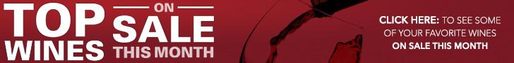 Top Wines on Sale Leaderboard