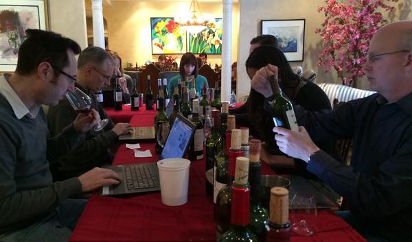 wine tasting feb 1