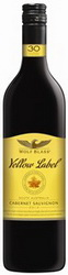 Wolf Blass Yellow Label Cabernet Sauvignon 2014