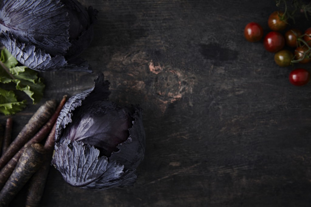 cabbage purple