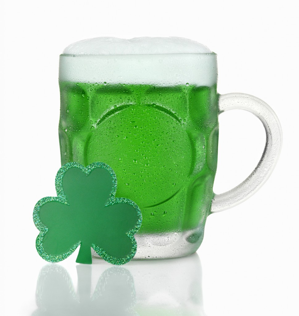 st patricks day beer green xl