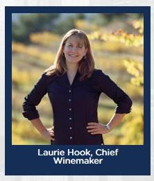 Laurie Hook winemaker