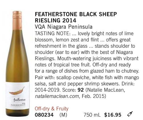 Featherstone Black Sheep