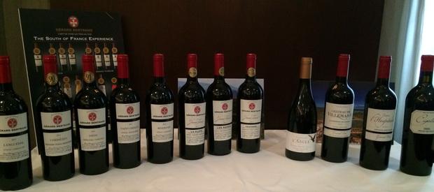 Gerard Bertrand red wines