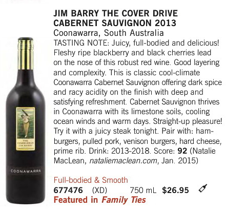 Jim Barry The Copver Drive