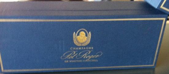 Pol Roger boxed
