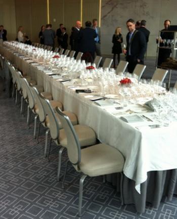 Primum Familiae Vini Dining Table