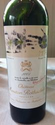 Primum Familiae Vini chateau Mouton Rothschild