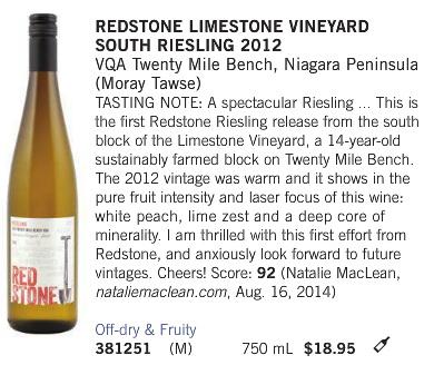 Redstone Riesling