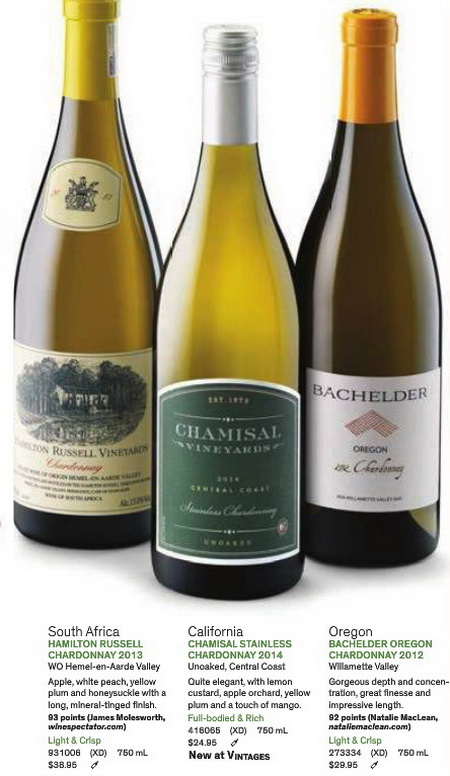 July 11 2015 Chardonnay