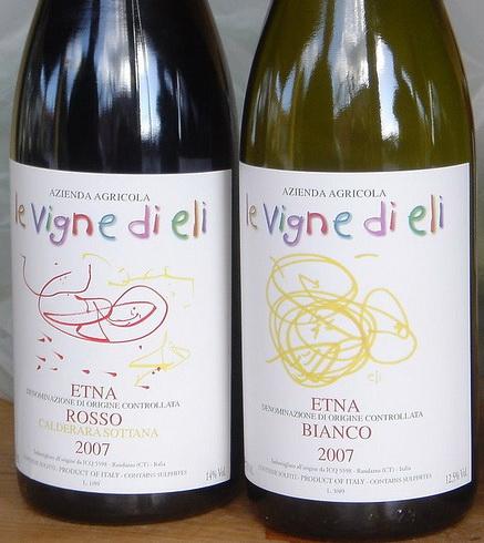 etna wine eli grazia