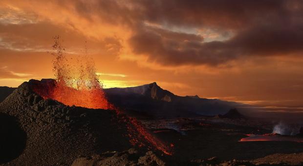 volcano erupting 620