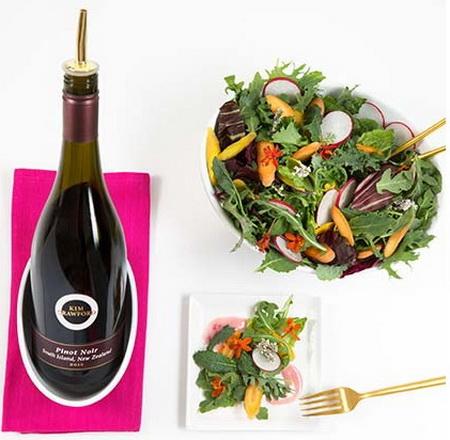 Kim Crawford Pinot Noir Salad Dressing