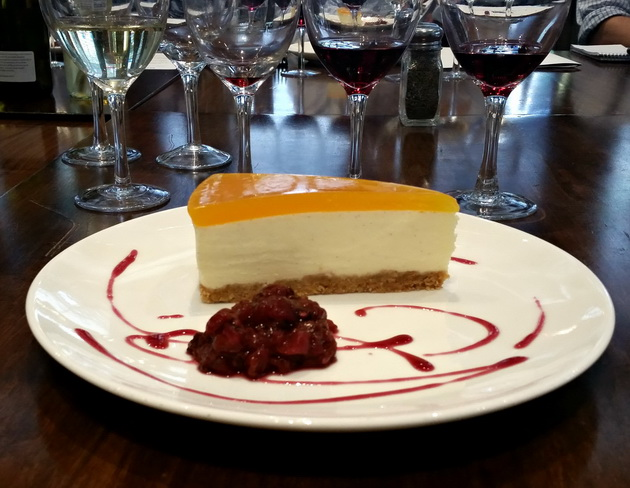 Nobilo Toronto dessert