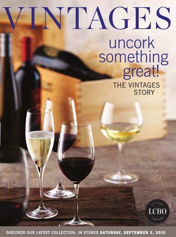 September 5 2015 Vintages Catalogue