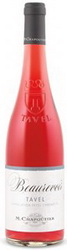 Beaurevoir Tavel Rose 2014