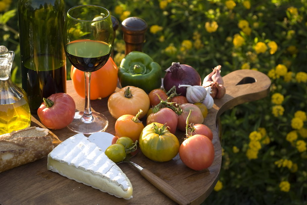tomatoes and wine 620