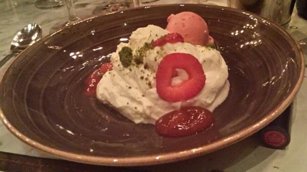 Dessert CF