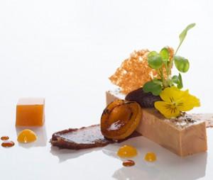 Le Baccara foie gras