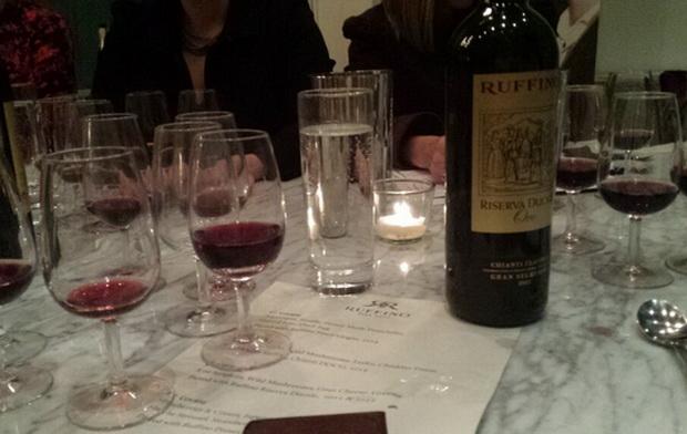 Red Wine glasses CF