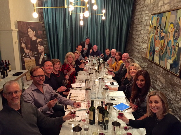 Ruffino Tasting Group photo 1