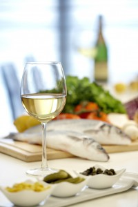 white wine appetizers xl