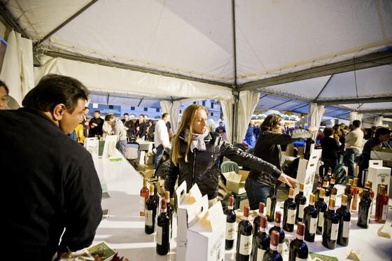 Wine Fair Emozioni dal Chianti, Florence, Italy