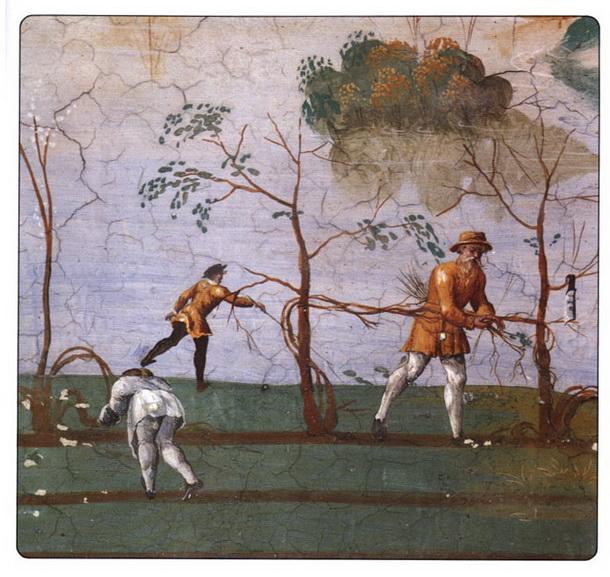 4_Villa Margon fresco detail_pruning JS 1