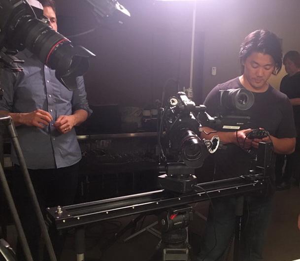 Balderson Camera Man