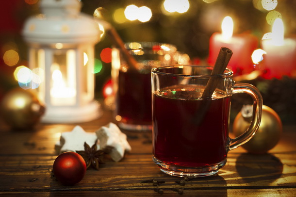 mulled wine cinnamon stick