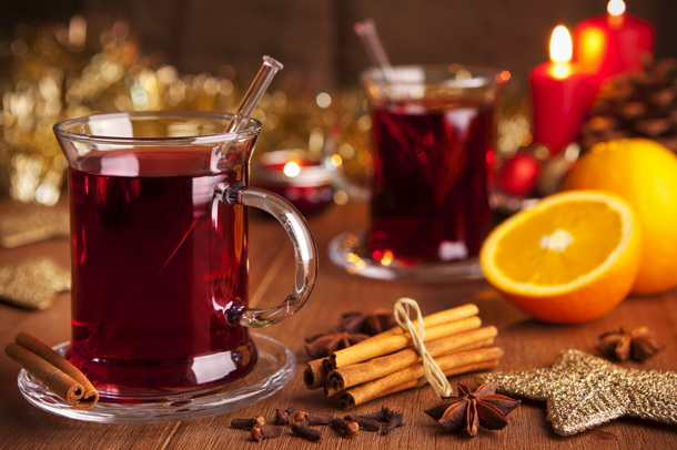 mulled wine stir stick