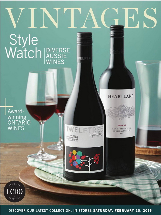 February 20 2016 Vintages Catalogue 2