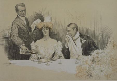 Gravure 1920