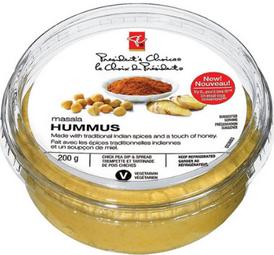 PC Masala Hummus