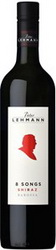 Peter Lehmann Wines Eight Songs Shiraz 2012
