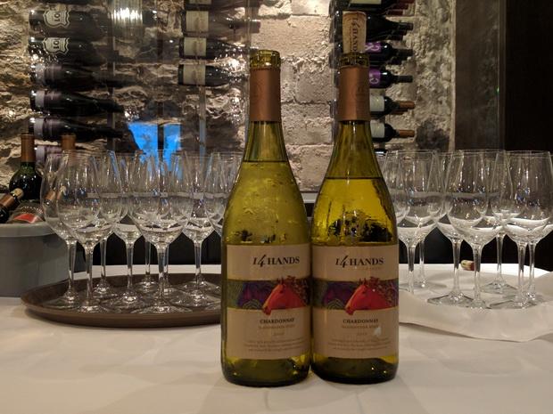HW 2 Bottles of Chardonnay