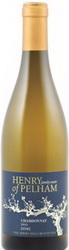 Henry of Pelham Winery Chardonnay 2014