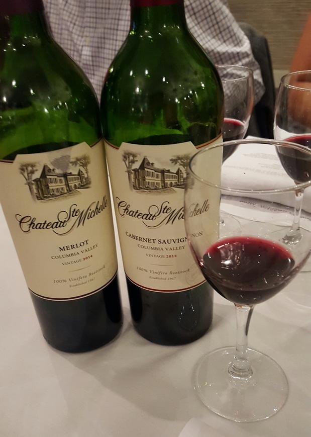 JH 2 bottles 1 glass