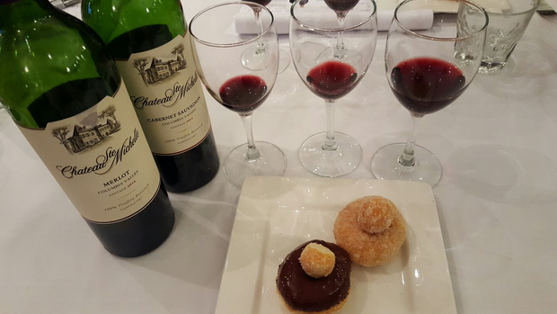 JH tidbits & red wine