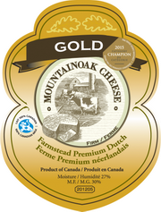 Mountainoak Farmstead Premium Gold Gouda 2