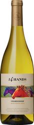 14 Hands Chardonnay 2014