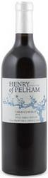 Henry of Pelham Winery Speck Family Reserve Cabernet Merlot 2012