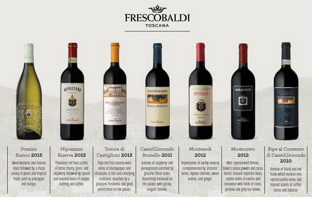 frescobaldi-wines