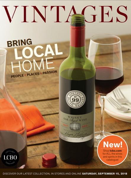 Best LCBO Wine Reviews: Vintages Ratings September 15