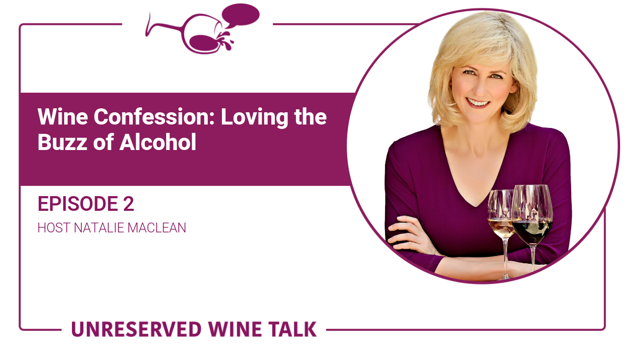 Unreserved Wine Talk Podcast Natalie MacLean