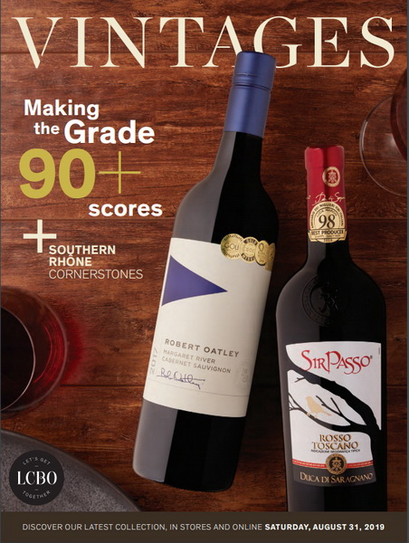 Best Lcbo Wine Reviews Vintages Ratings August 31