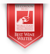 Best Wine Writer - Le Cordon Bleu World Food Media Awards