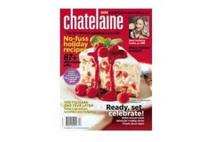 Drinks Matcher Mobile App in December Chatelaine